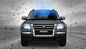 Pajero Smart Technology To Challenge Mother Nature