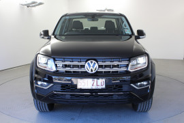 2019 MY20 Volkswagen Amarok 2H TDI550 Highline Utility Image 2