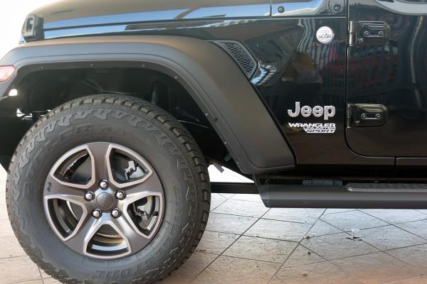 2019 Jeep Wrangler JL Sport S Unlimited Suv Image 4