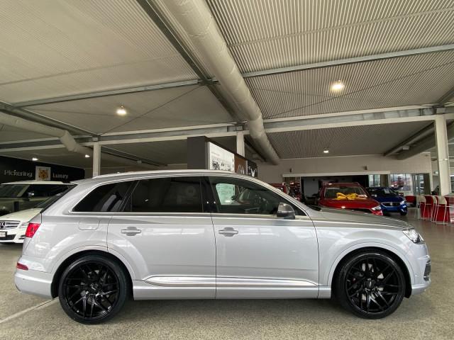 2017 Audi SQ7 4M TDI Suv