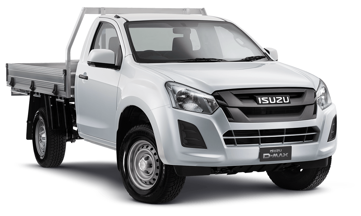 D-MAX 4X4 SX SINGLE CAB CHASSIS MANUAL