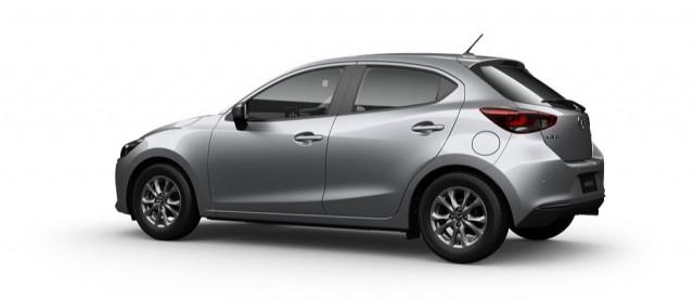 2020 Mazda 2 DJ Series G15 Pure Hatchback Mobile Image 19