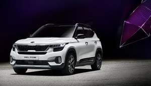 Seltos Finally, a small SUV that will really move you