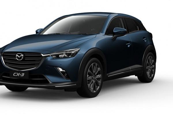 2021 MYon Mazda CX-3 DK sTouring Suv