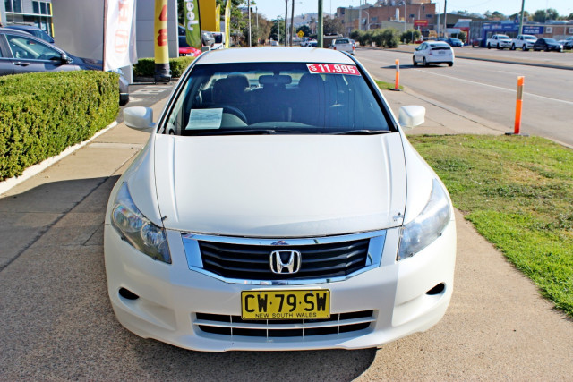 2008 Honda Honda 8th Gen VTi Sedan Image 3