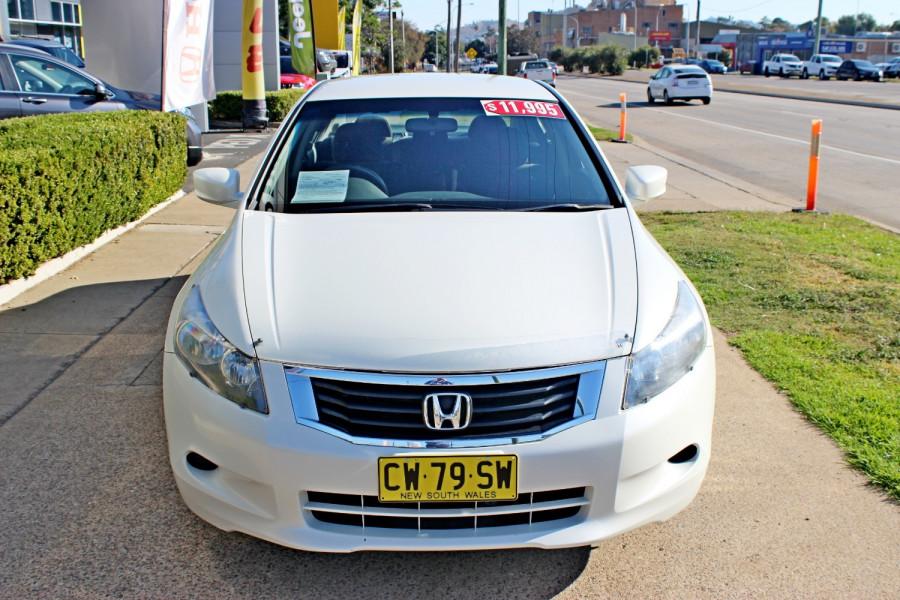 2008 Honda Honda 8th Gen VTi Sedan