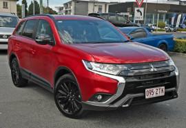 Mitsubishi Outlander Black Edition 2WD ZL MY20