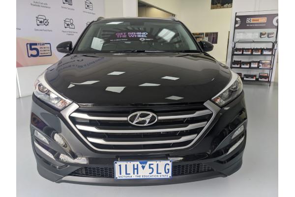 2017 MY18 Hyundai Tucson TL MY18 ACTIVE X Suv Image 3