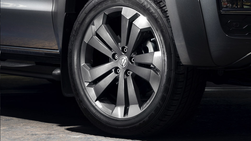 Alloy wheels Image