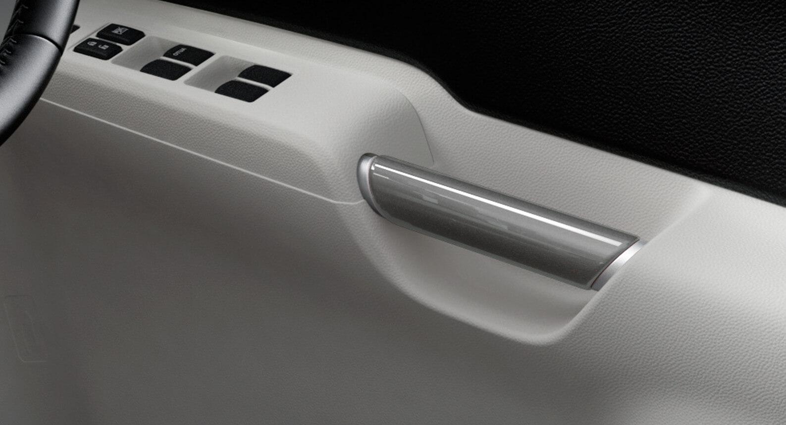 Ignis - Door Grip Front, Titanium
