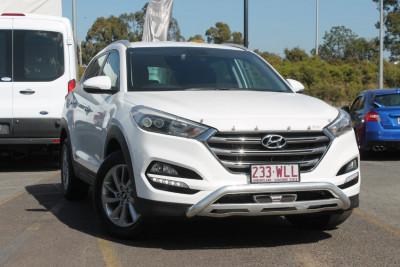 Hyundai Tucson Elite TLe