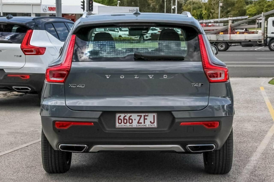 2019 MY20 Volvo XC40 XZ T4 Inscription Suv Mobile Image 4