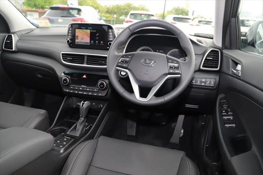 2020 Hyundai Tucson TL3 Highlander Suv Image 11