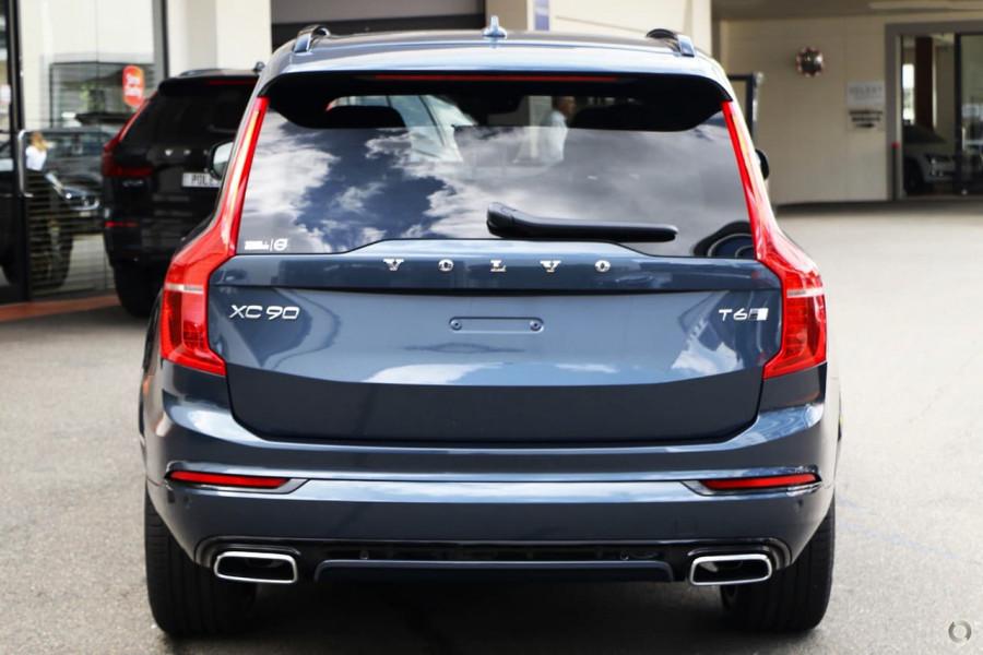 2021 Volvo XC90 L Series T6 Inscription Suv Image 3