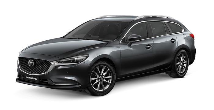 2019 MYil Mazda 6 GL Series Touring Wagon Wagon