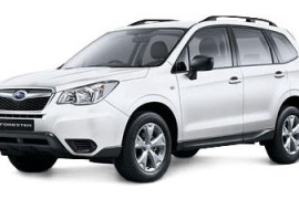 Subaru Forester 2.0D S4