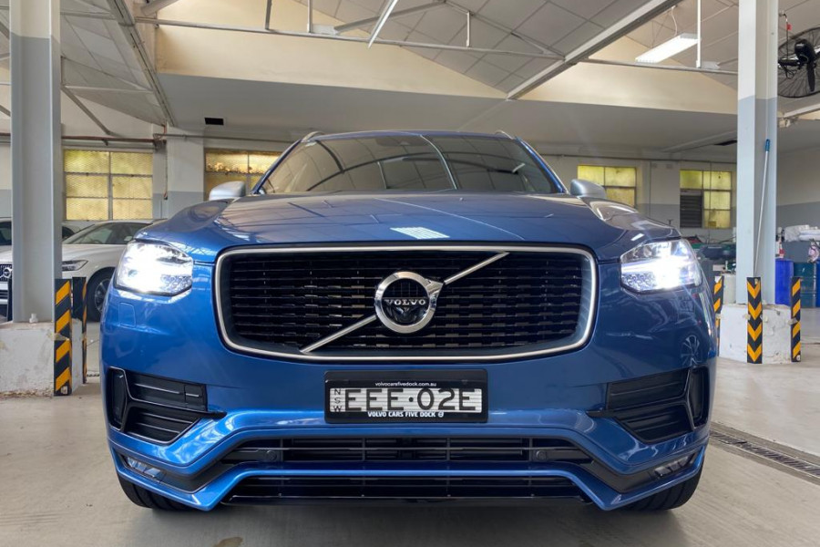 2019 Volvo XC90 L Series D5 R-Design Suv Image 6