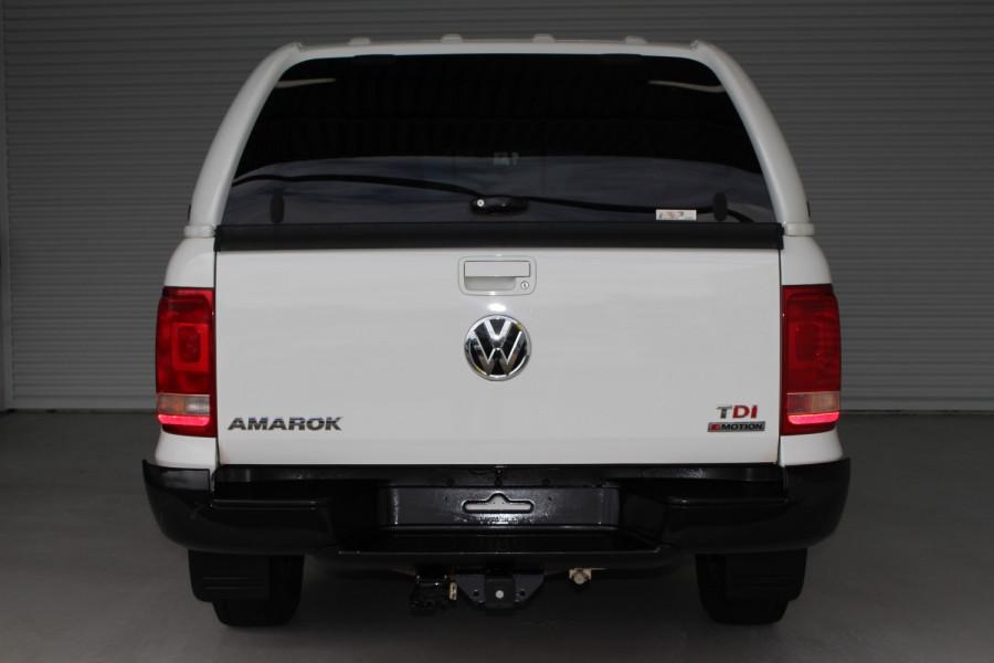 2013 MY14 Volkswagen Amarok 2H MY14 TDI420 Utility Image 6