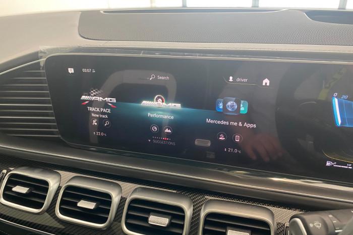 2021 Mercedes-Benz M Class Image 34