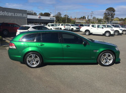 2010 Holden Commodore VE  SV6 SV6 Wagon