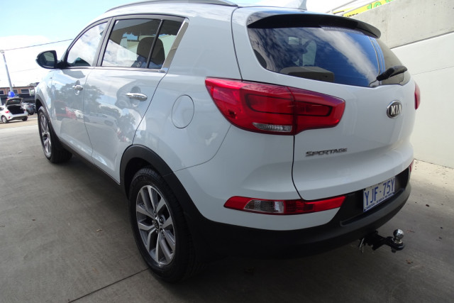2015 Kia Sportage SLi 4 of 25