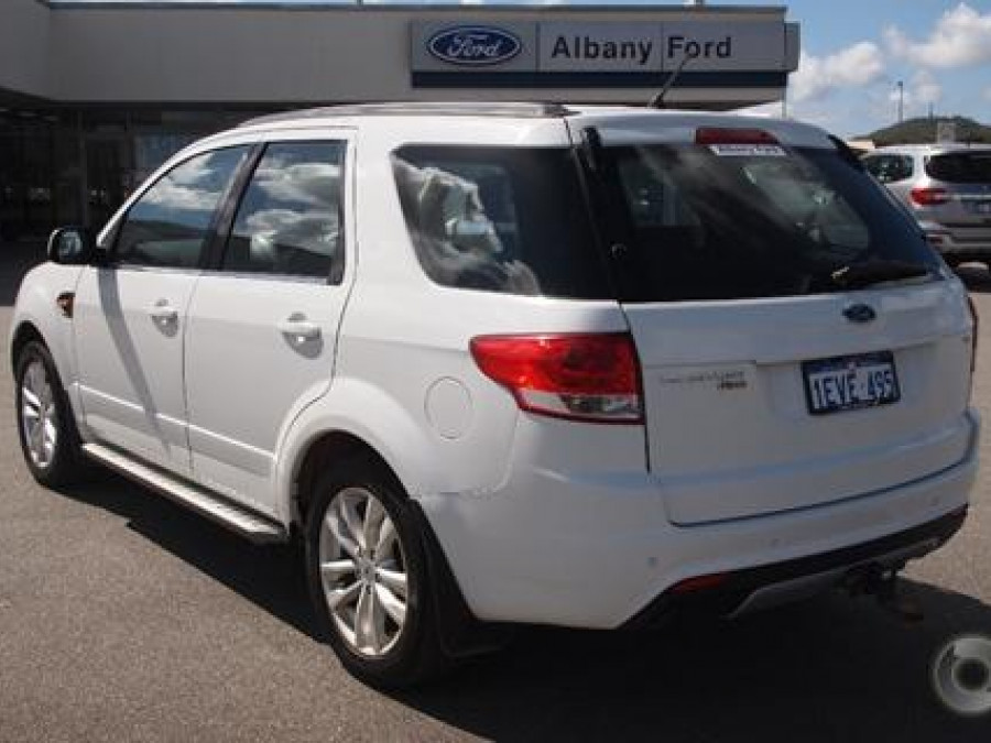 2012 Ford Territory Ts For Sale Albany World Of Cars