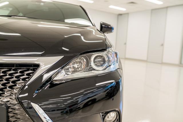 2016 Lexus Ct Hatchback Image 8