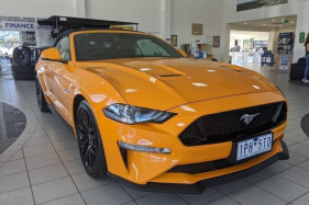 2018 Ford Mustang FN 2018MY GT Convertible Image 3