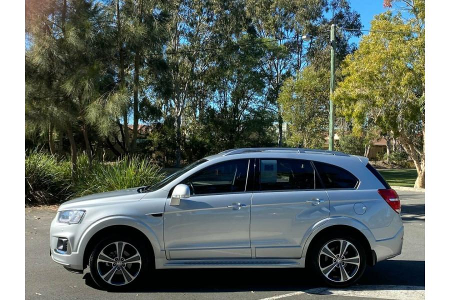 2016 Holden Captiva CG MY16 7 LT (AWD) Suv