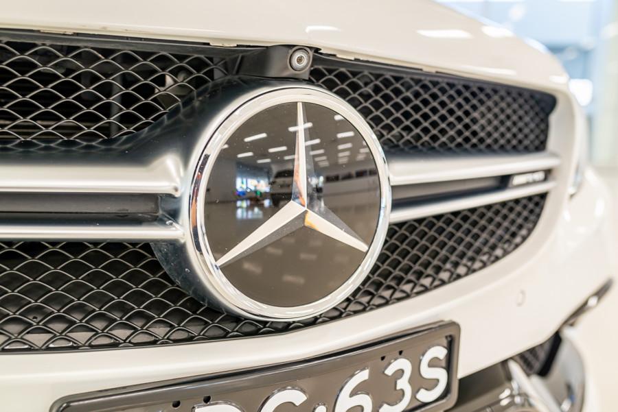 2016 MY07 Mercedes-Benz C-class W205  C63 AMG S Sedan Image 11