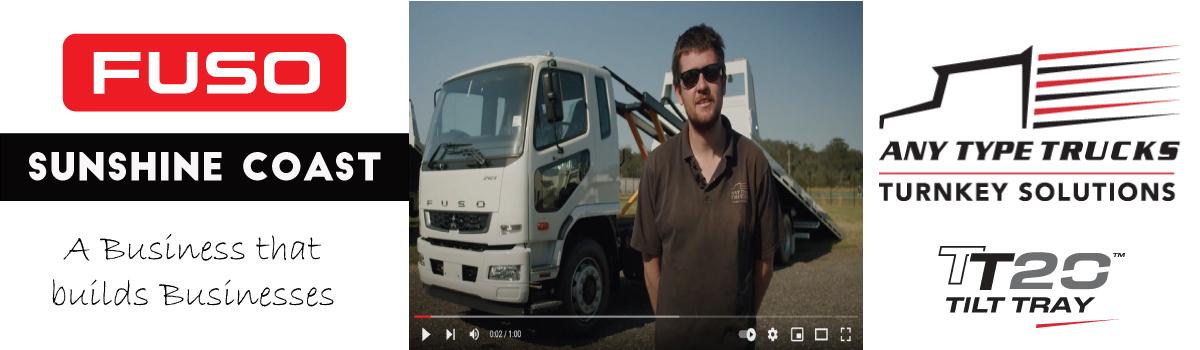 ANY TYPE TRUCKS - TILT TRAY VIDEO
