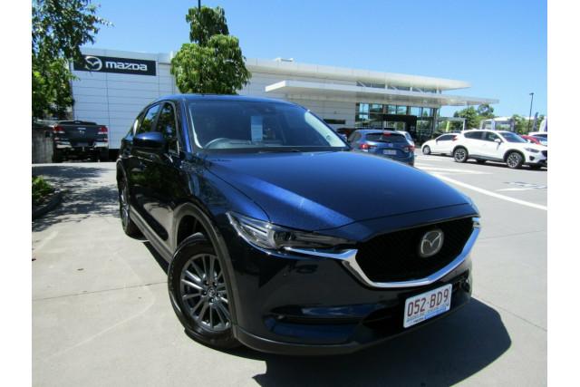 2019 Mazda CX-5 KF4WLA Touring SKYACTIV-Drive i-ACTIV AWD Suv