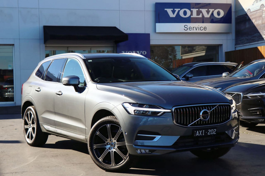 Demo 2019 Volvo XC60 #B283500 - Volvo Cars