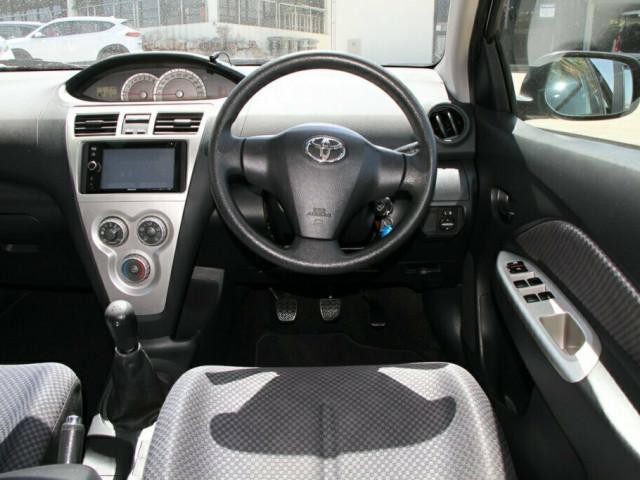 2007 Toyota Yaris NCP93R YRS Sedan