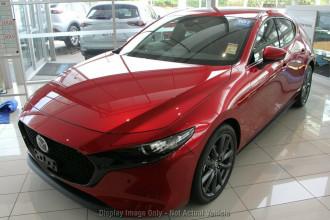 2021 Mazda 3 BP2H7A G20 SKYACTIV-Drive Touring Hatchback Image 3