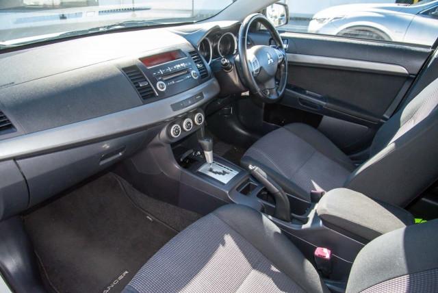2009 Mitsubishi Lancer CJ MY10 VR Hatchback Image 8