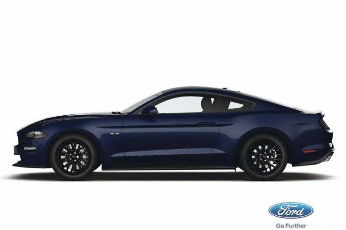 2018 Ford Mustang FN GT Fastback Fastback