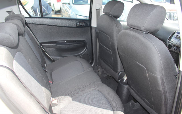 2012 Hyundai I20 PB MY13 Active Hatchback