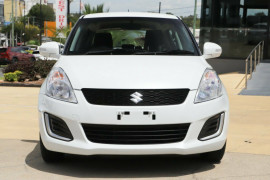 2015 Suzuki Swift FZ MY15 GL Hatchback Image 5