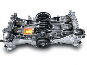Boxer engine Image