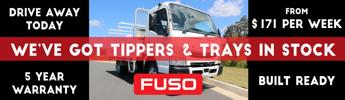 WE'VE GOT FUSOS IN STOCK & READY TO WORK!