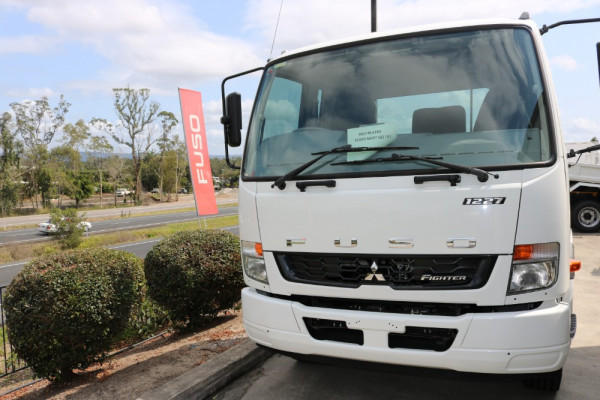 Fuso Fighter 12227 CAB CHASSIS