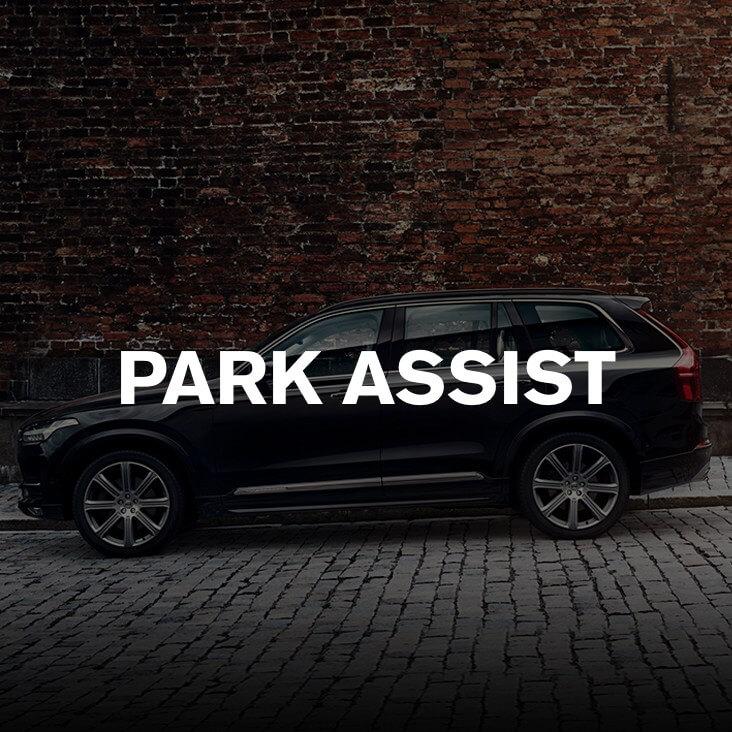 XC90 Park Assist