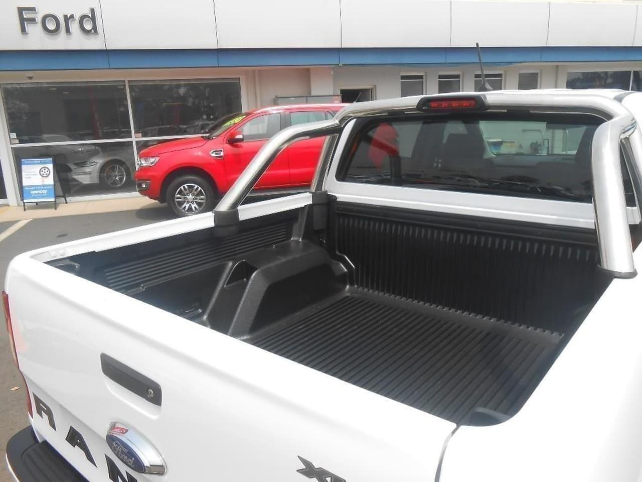 2019 MY19.75 Ford Ranger PX MkIII 4x4 XLS Double Cab Pick-up Utility