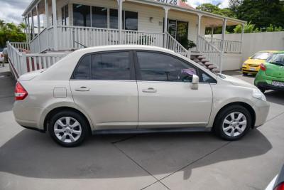 2008 Nissan Tiida C11 MY07 ST-L Sedan