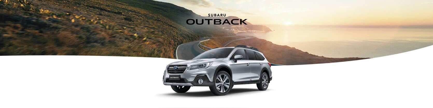 New Subaru Outback for sale in Brisbane - Cricks Highway Subaru