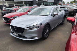 2018 MY19 Mazda 6 GL Series Touring Sedan Sedan Image 2