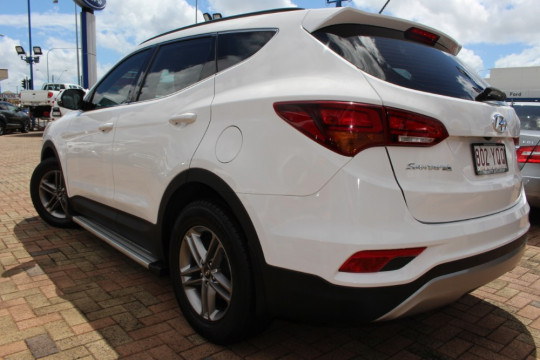 2015 MY16 Hyundai Santa Fe DM3 Series II Active Suv