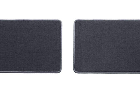 Carpet Mats Premium velour Rear