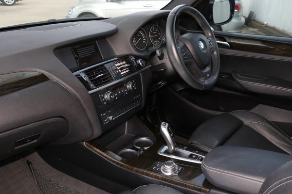 2012 MY11 BMW X3 F25  xDrive20d Suv Image 5